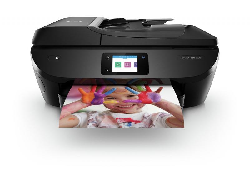 HP ENVY Photo 7820 4合1 Wifi 噴墨打印機 (K7S09DD)