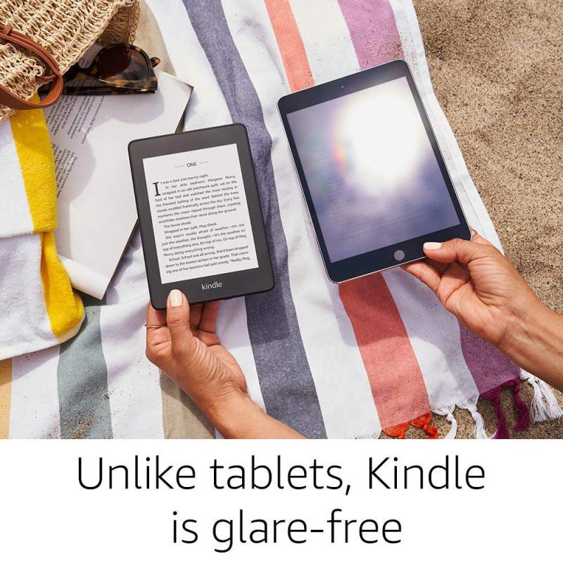 Amazon All-new Kindle Paperwhite 10th (2018) Wifi (8GB)(32GB) 黑色 電子書閱讀器 有廣告版本