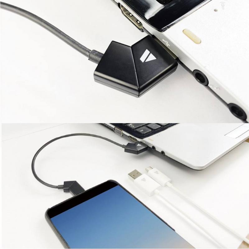 SuperV 轉轉線 USB-C Cable