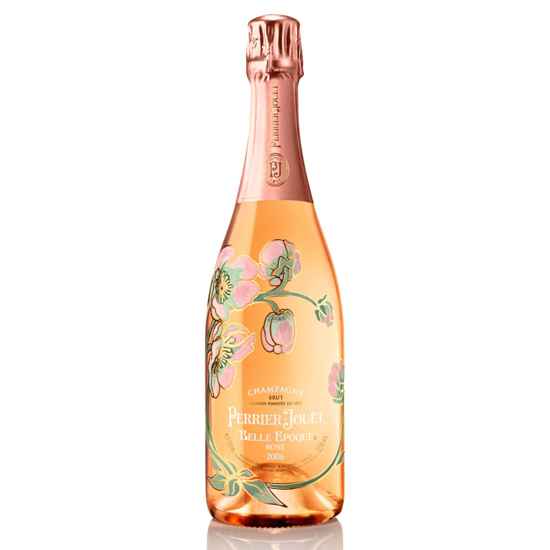 Perrier Jouet Belle Epoque Rose Champagne 2006 750ml 香檳(不連盒) - 10041167