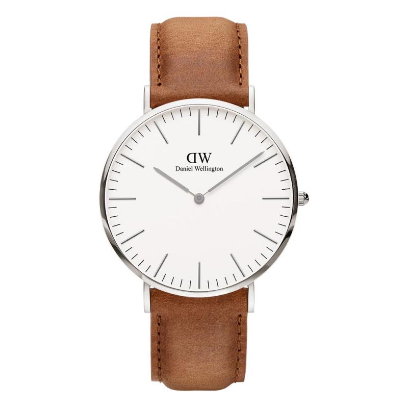 Daniel Wellington Classic Durham 皮帶手錶 36mm/40mm [2色]