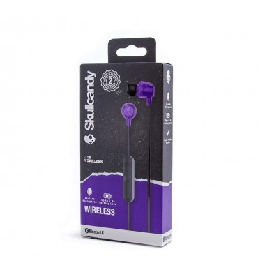 Skullcandy Jib Bluetooth Wireless In-Ear Earbuds with Microphone