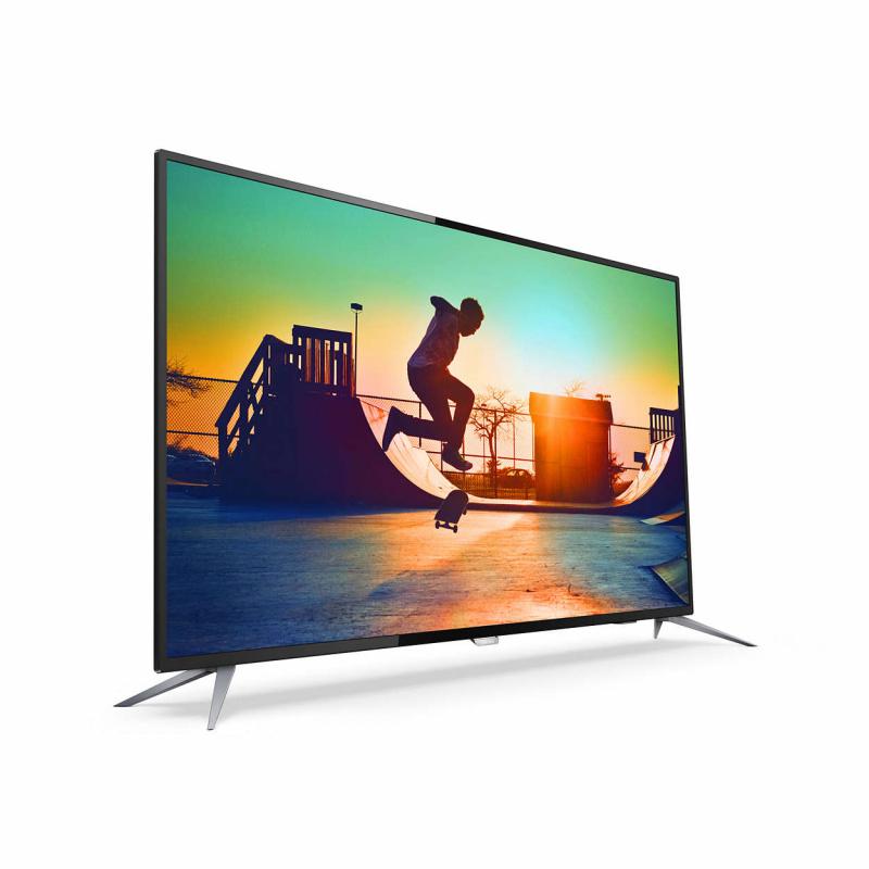 """Philips 55"""" 4K 超薄智能LED電視 (55puf6192)"""