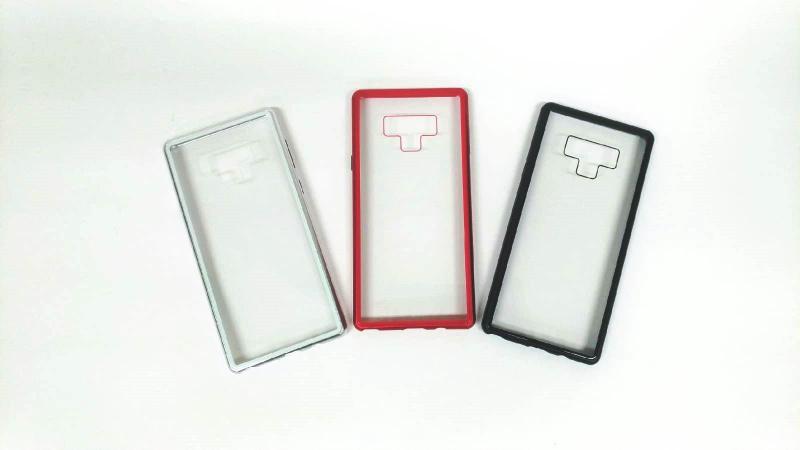 萬磁王360°全包磁性玻璃殼 Samsung Note 9[3色]