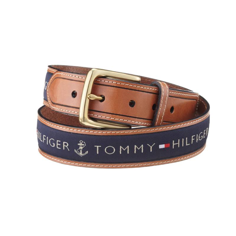 Tommy Hilfiger 11TL02X032 男士時尚皮帶 [2尺寸]