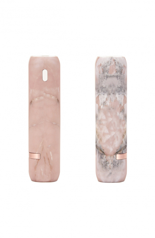 Richmond & Finch Compact Powerbank Pink Marble - (CP-114)