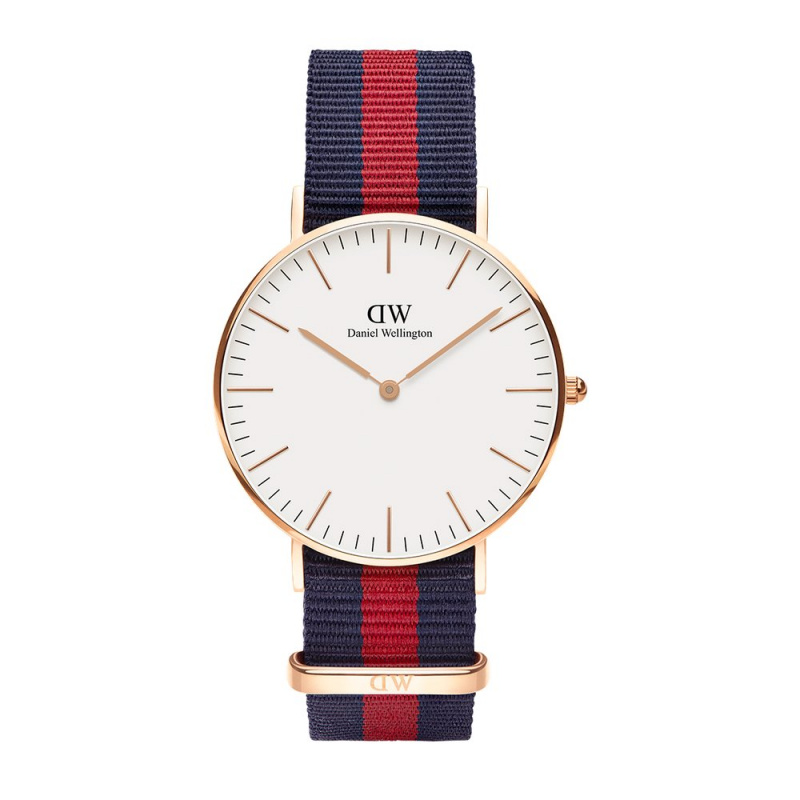 Daniel Wellington Classic Oxford 尼龍錶帶手錶 36/40mm [2色]