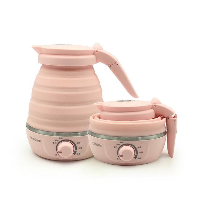 Nathome升級版折叠旅行電水壺