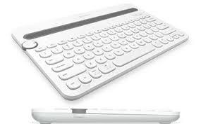 Logitech K480 多功能藍牙鍵盤