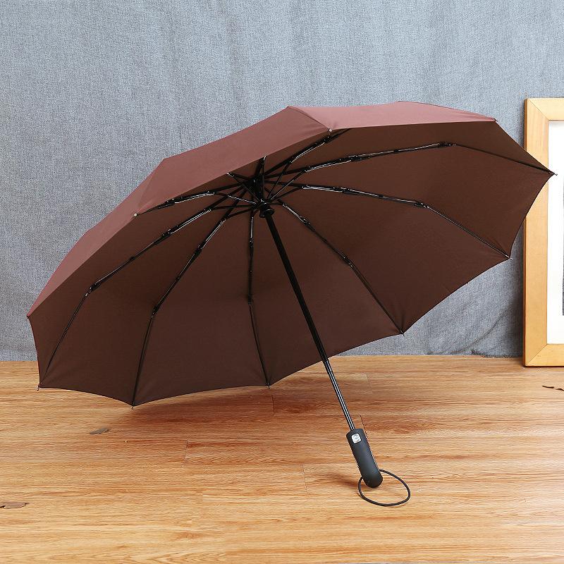 日通 男裝10骨防風雨傘 [3色]