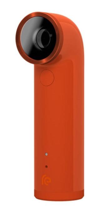 HTC RE Camera 隨身相機 [橙色]