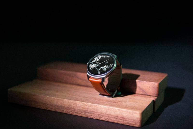 Ticwatch 2 全球CP值最高的智能手錶 真皮啡