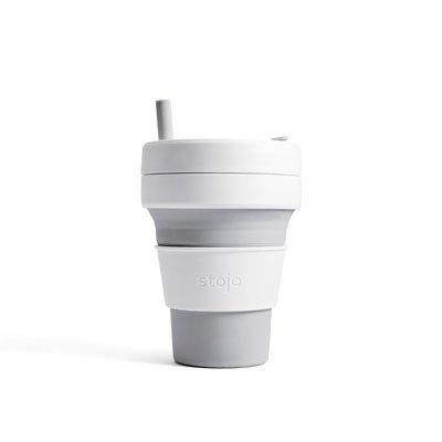 STOJO pocket cup 可壓縮口袋杯