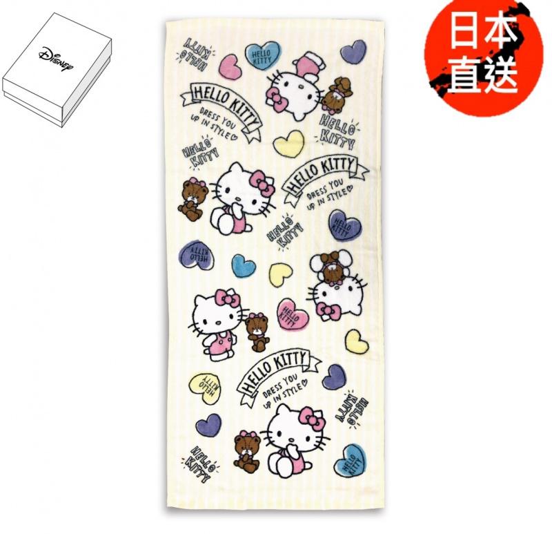 迷你兵團/My Melody/Hello Kitty/反斗奇兵/米奇毛巾禮盒裝(日本直送)