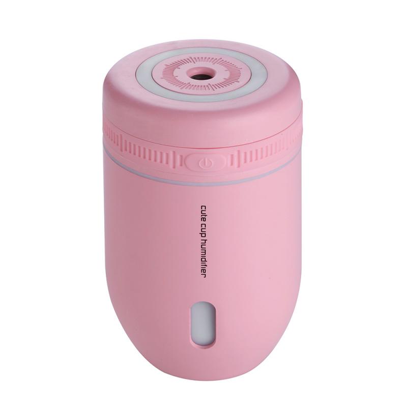 Cute Cup USB 小型加濕機 [4色]