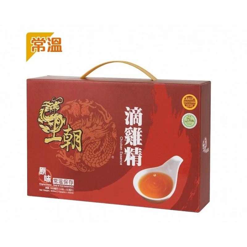 王朝 原味滴雞精 (常溫版) 10包裝