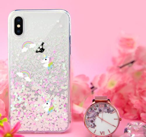 Switcheasy iPhone Case 閃閃獨角獸手機殼 [2款]