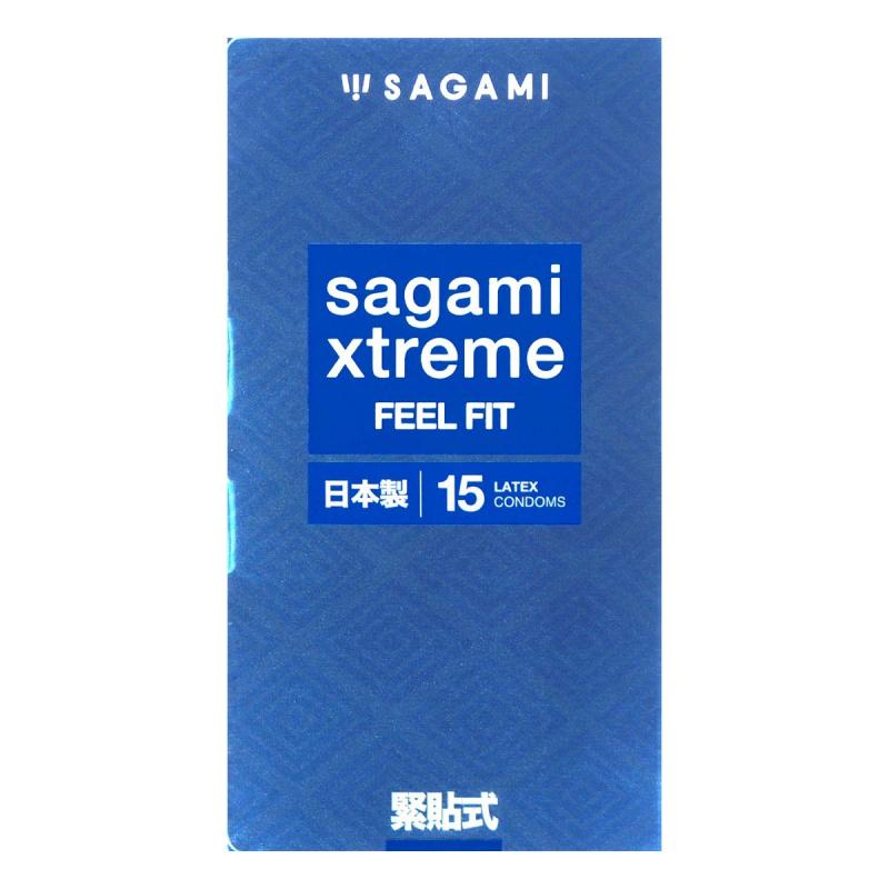 Sagami 相模 究極 緊貼式 15片裝 乳膠安全套