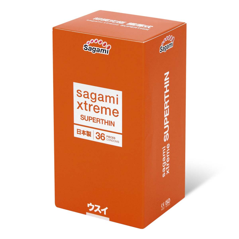 Sagami 相模究極纖薄式(第二代) 乳膠安全套 [2數量]