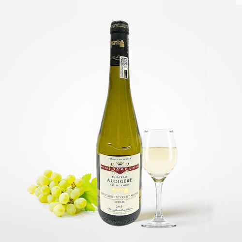 Jean Aubron Château Audigère Muscadet慕斯卡德 有氣白葡萄酒 750mL