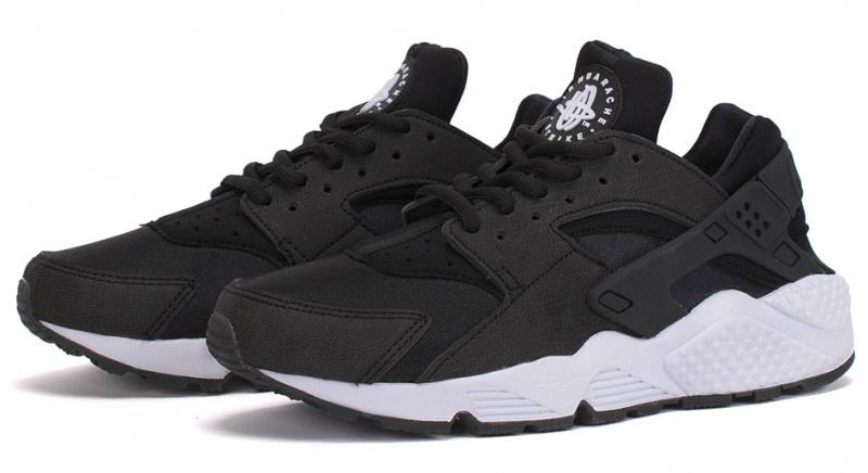 Nike Air Huarache 女裝鞋 [黑色]