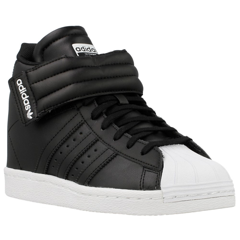 Adidas Superstar Up Strap 女裝內增高鞋 [2色]