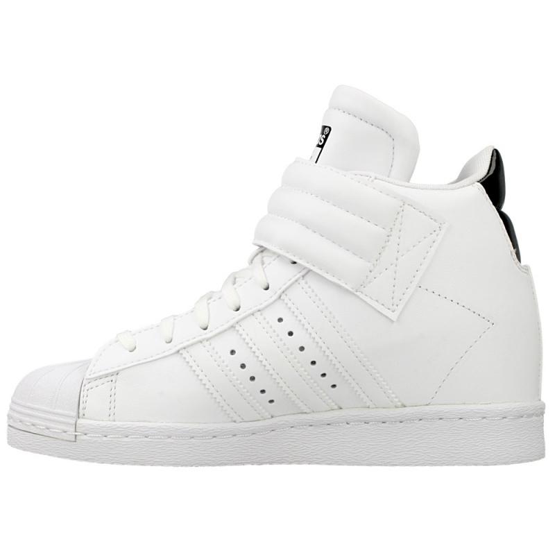 Adidas Superstar Up Strap 女裝內增高鞋 [2色]