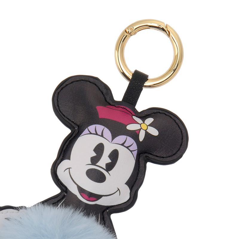 日本Disney 米奇米妮吊飾鎖匙扣 [2款]
