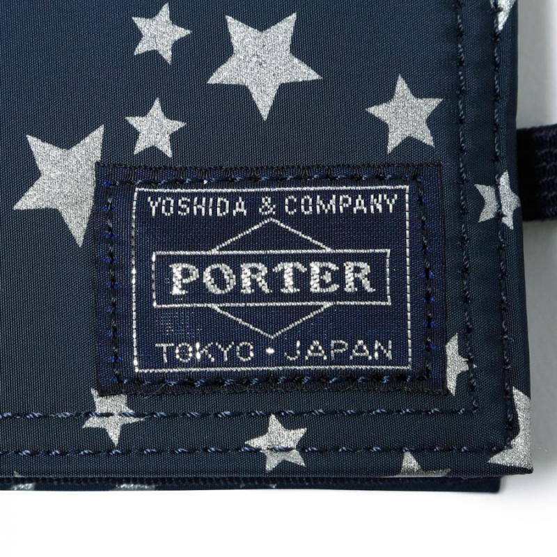 Head Porter 星星 BAND CARD CASE 卡片套 [2色]
