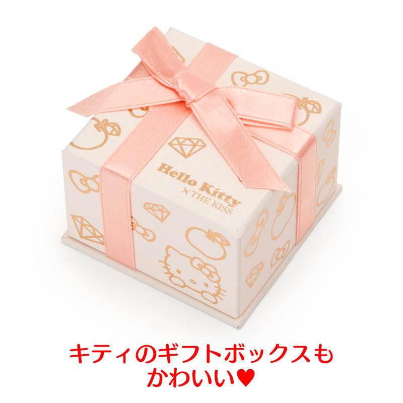 日本SANRIO Hello Kitty x THE KISS 吊飾