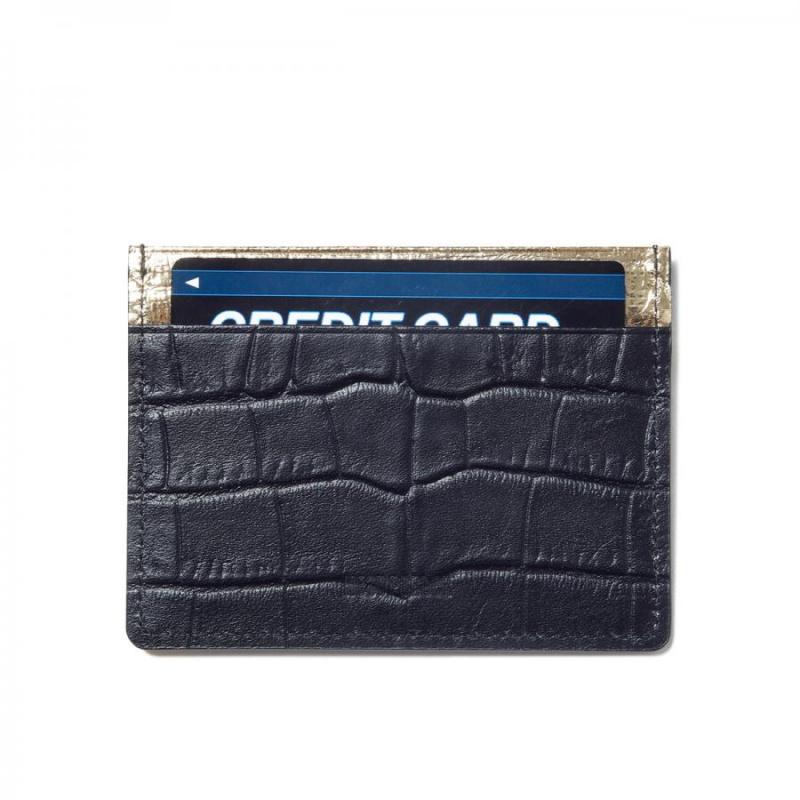 日本HEADPORTER CROCO PASS CASE [2色]