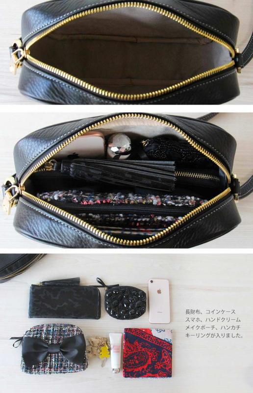 日本conwy コンウィ真皮本牛革肩揹袋 [6色]