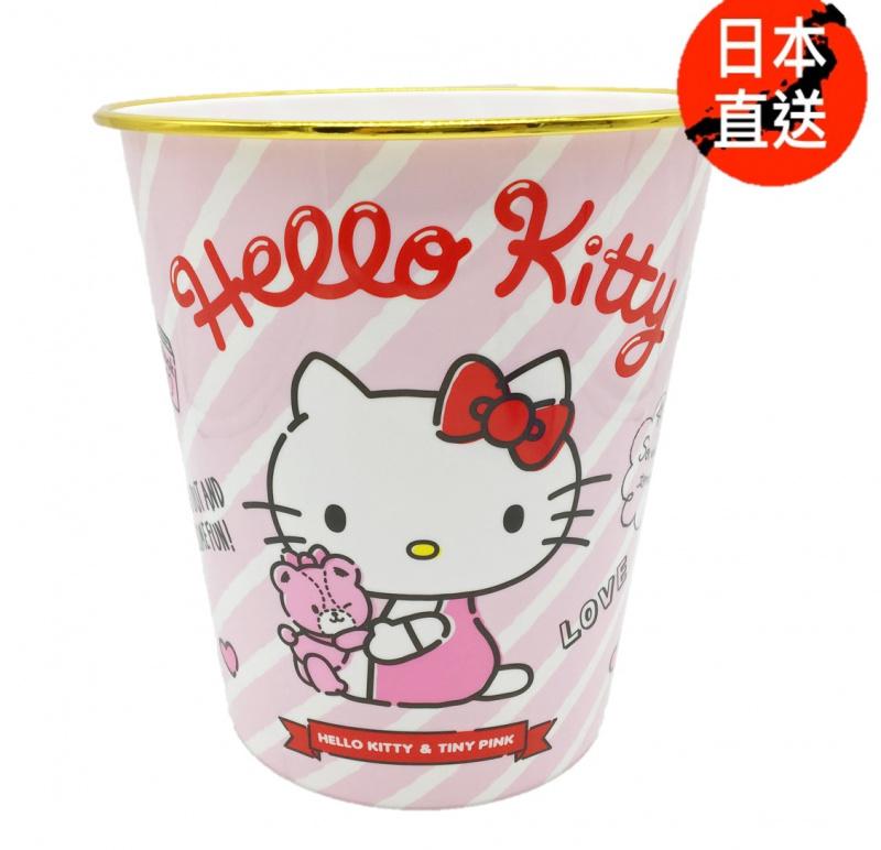 HELLO KITTY/My Melody/多啦A夢垃圾筒(日本直送)