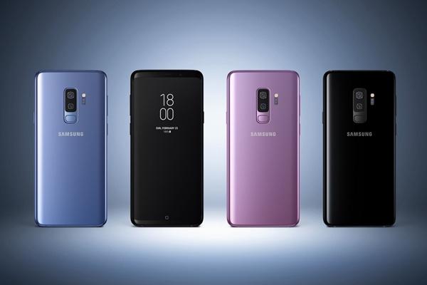 Samsung Galaxy S9 單卡智能手機 64GB [3色]