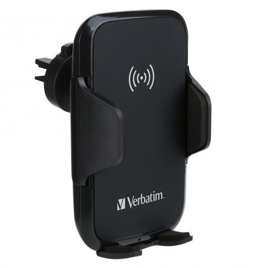 Verbatim 10W Car Mount Wireless Charger 無線充電車座[66835]