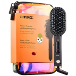 Amika Mini Straightening Brush 迷你造型熱能直髮梳 [2色]