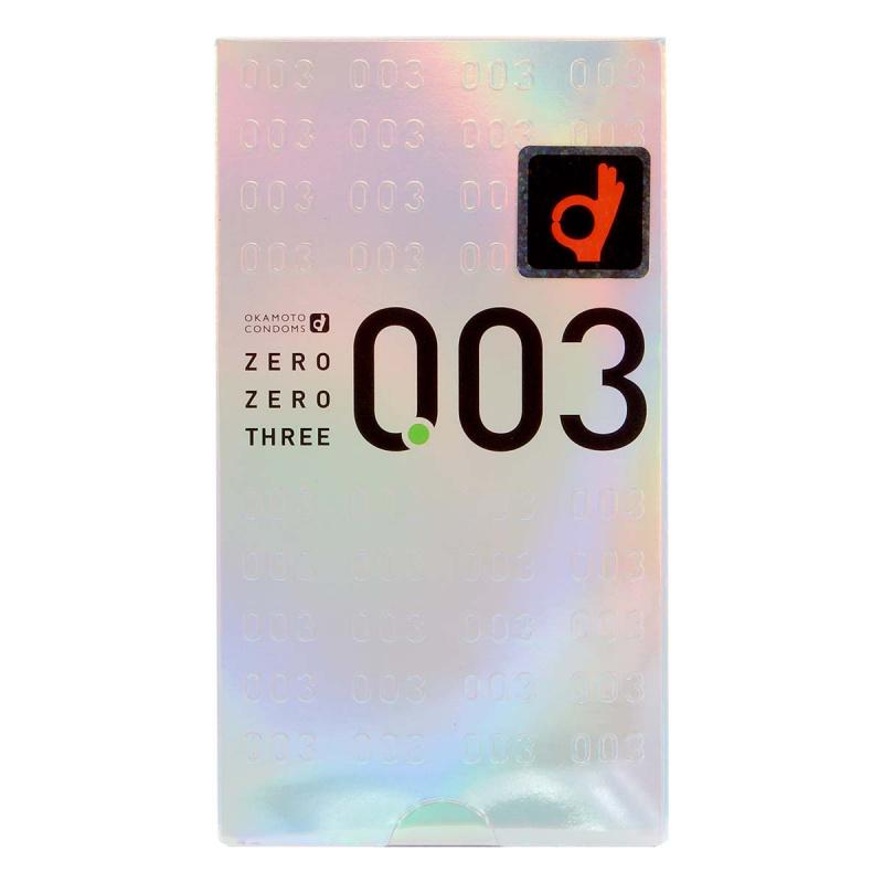 岡本 0.03 (日本版) 12片裝 乳膠安全套