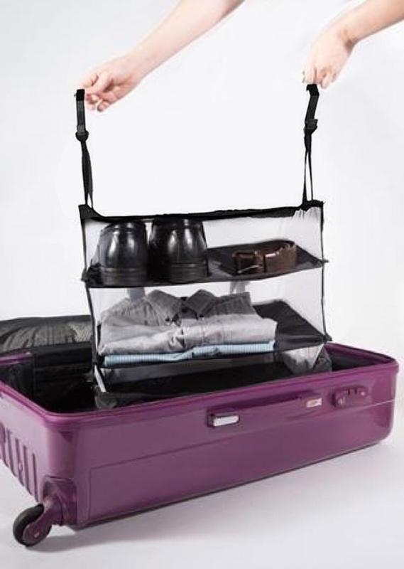 旅遊必備流動衣櫃