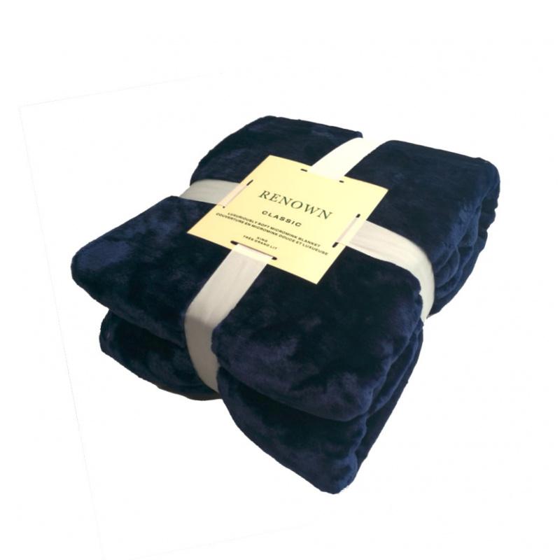 Renown Hungary 法蘭絨保暖被 Premium Classic Flannel [多款顏色/尺寸]