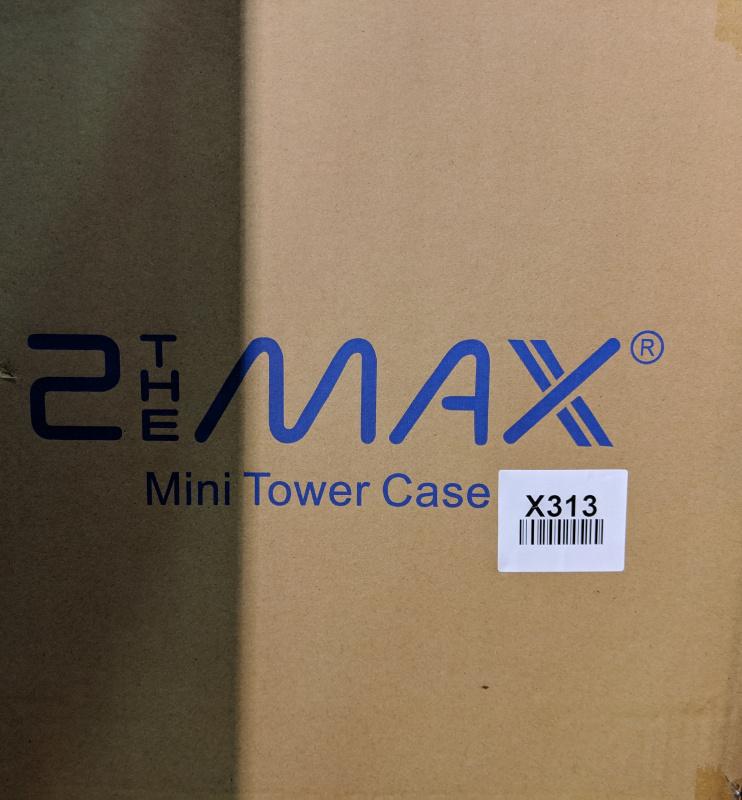 2the Max USB3.0 Mini Tower X313 電腦機箱