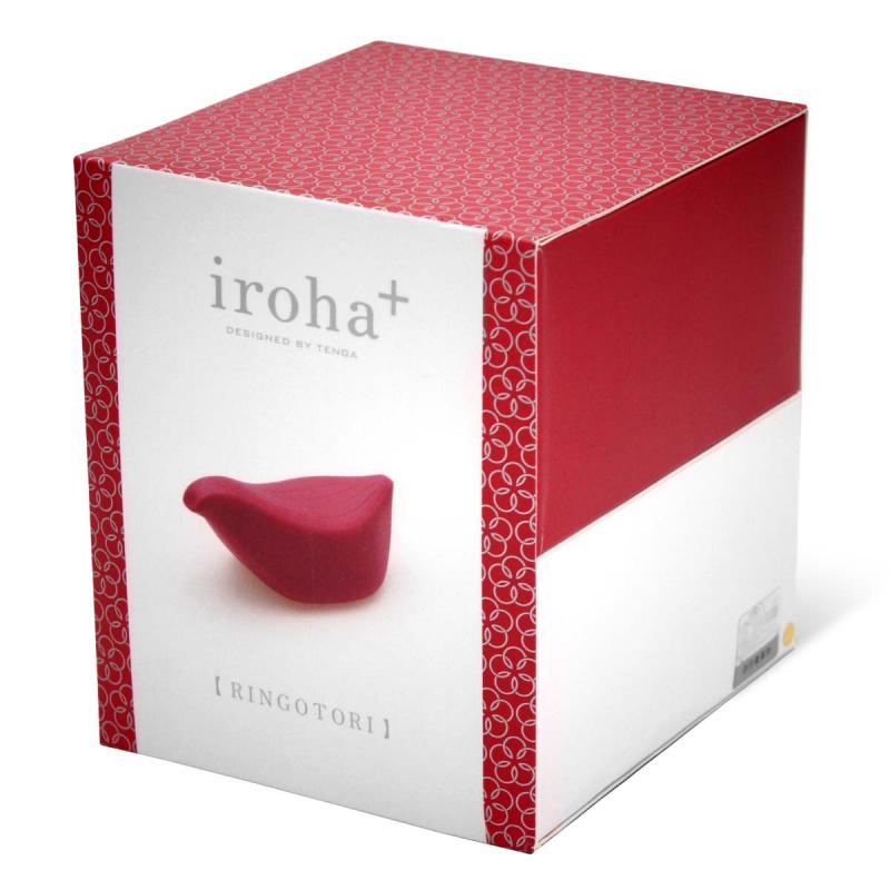 iroha+ 蘋果鳥 女性健康按摩蛋