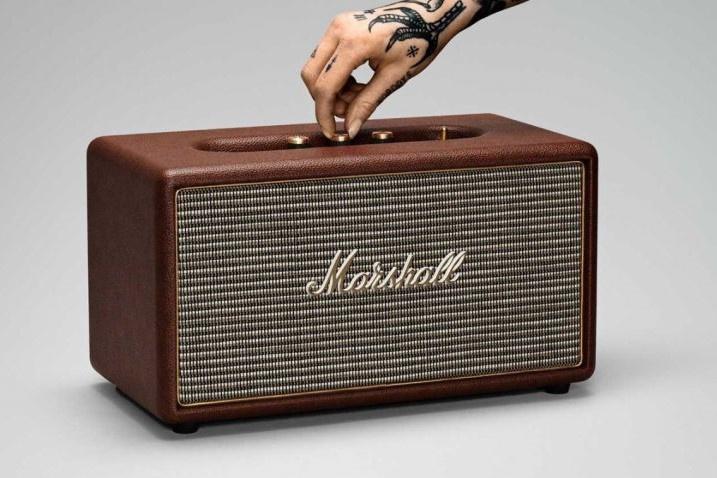 Marshall Stanmore 藍牙喇叭
