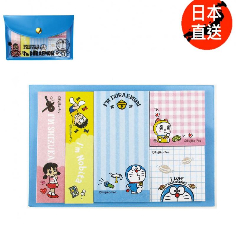多啦A夢Doraemon文件套裝系列(日本直送)