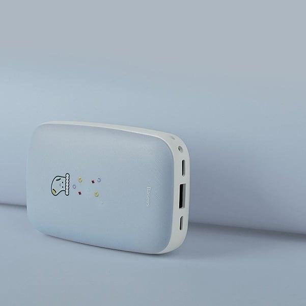 Baseus M25N 暖手寶+充電器 [2色]