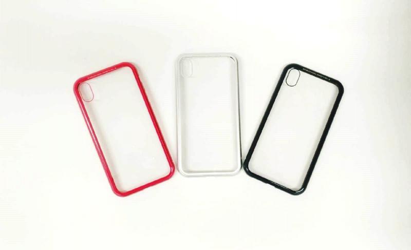 萬磁王360°全包磁性玻璃殼**全新翻貨** iPhone XR【3色】