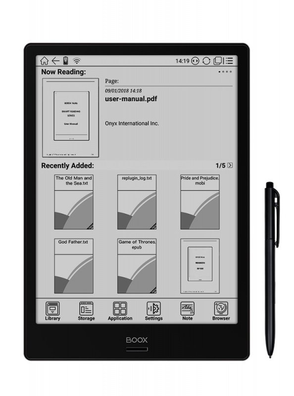 """BOOX Note 10.3"""" Eink Android 平板"""