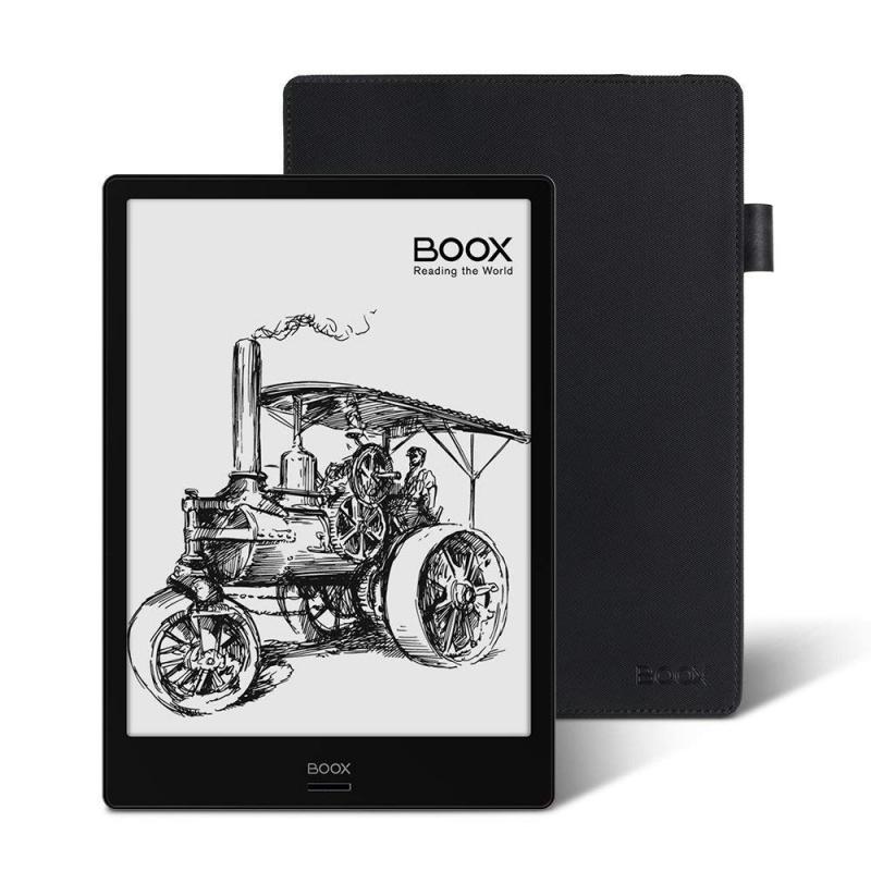BOOX NOTE/+ 10.3'' 官方原裝皮套 黑色 帶筆套 有喚醒/睡眠 功能 香港行貨