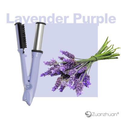 鑽轉 Zuanzhuan Lite 馬卡龍系列 32mm 捲髮器 [淡紫色]