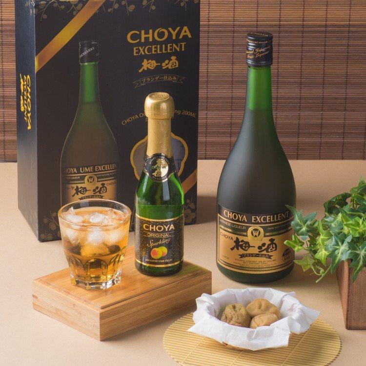 Choya UME Excellent 日版至尊白蘭地梅酒 750ml
