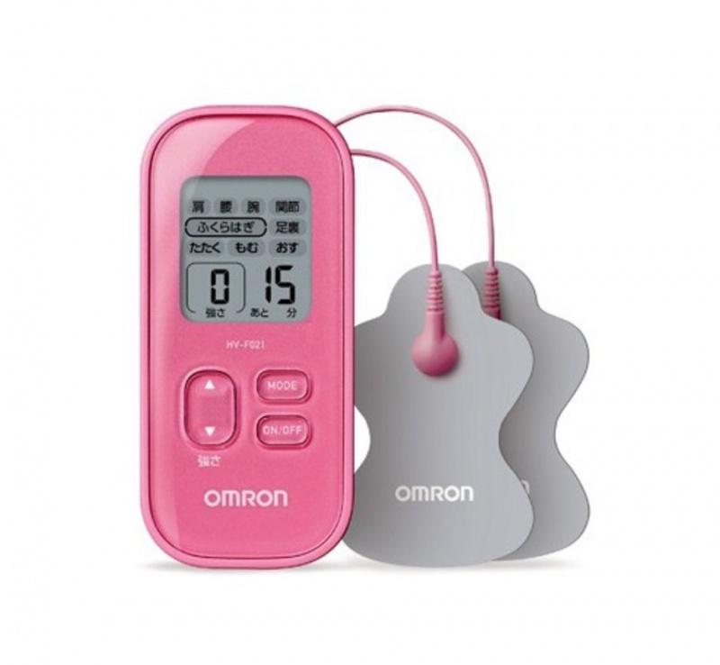 Omron HV-F021 低頻按摩治療儀 [2色]